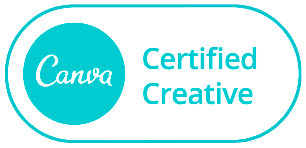 Canva Certified Creative Logo