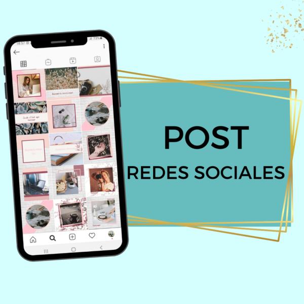 Plantillas feed Instagram Canva