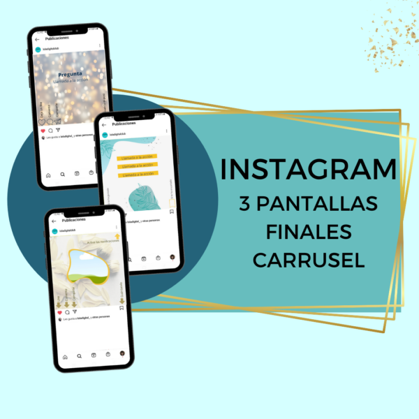 Plantilla Canva Instagram
