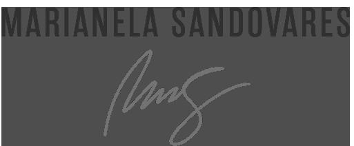 Marianela Sandovares Logo