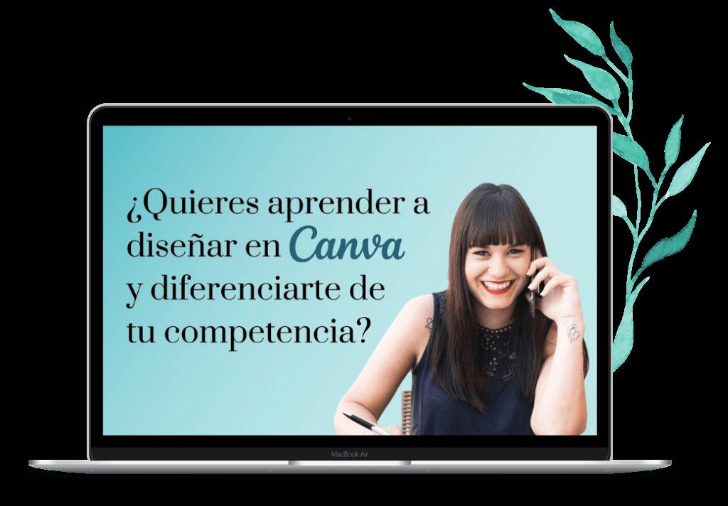 Digital club aprende a diseñar en Canva