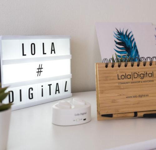 Mentoría Lola Digital